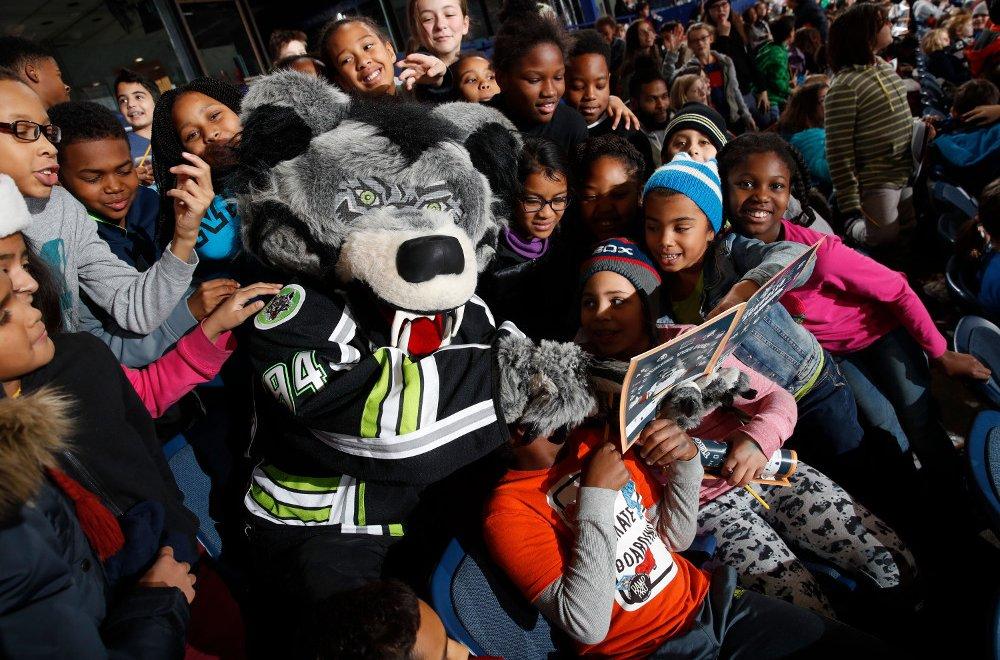 Chicago Wolves Hockey