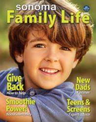 Sonoma Family Life Magazine